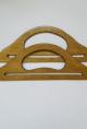 Asas de madera 20cm(marrón claro)