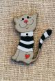 Botón Gato