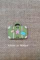 Botón Maleta(verde)