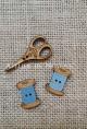 Boton  Pack Costura(azul)