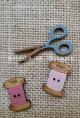 Boton  Pack Costura(rosa)